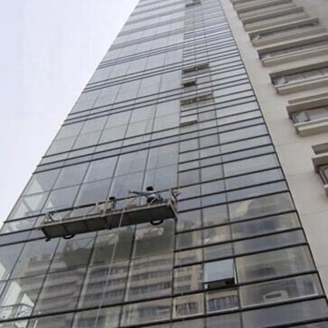 ZLP series suspended platform for hgh-rise building glass wall miantenanece