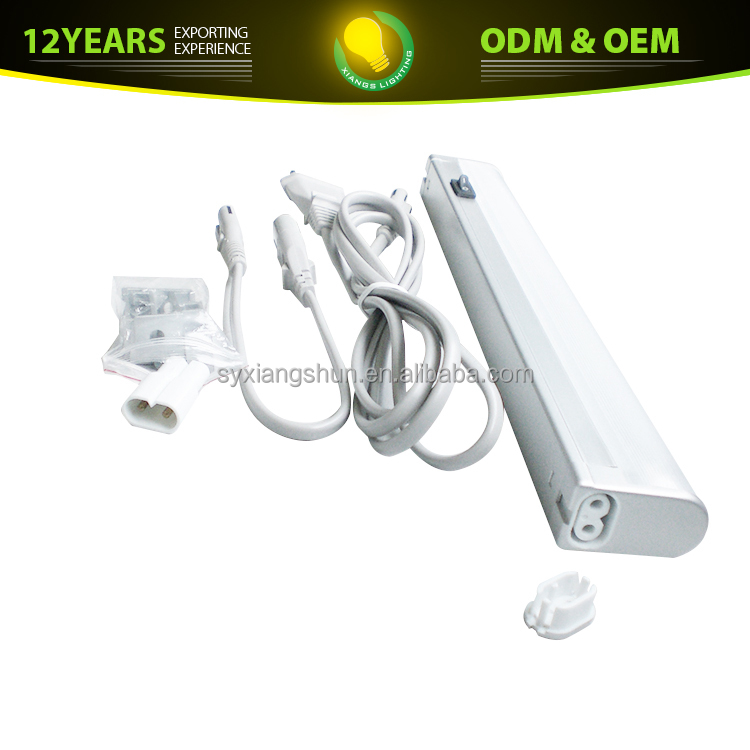 Hottest Linkable T5 Fluorescent Tube Light Sources Wall Lamp