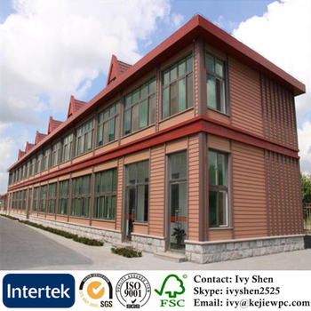 Wall Cladding Timber Like Facade Boards For Exterior Wall Wpc Outdoor Claddin