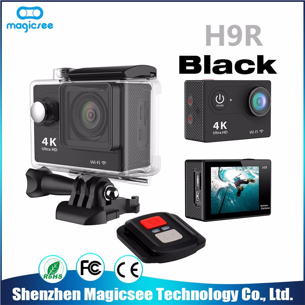 Best quality mini 1080p wifi 4k sport action camera