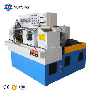 Anchor Bolt Making machine thread rolling machine in china