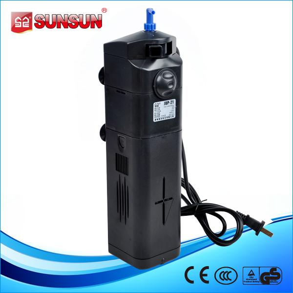Sunsun Ce 7w 800l/h Mini Submersible Aquarium Uv Filter Pump Water ...