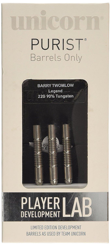22g Unicorn Barry Twomlow Legend 90%tungsten Steel Tip Darts
