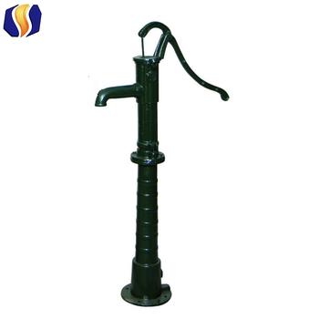 Cast Iron Hand Pump Water