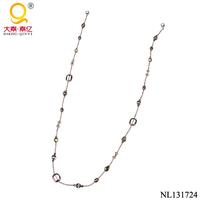 beaded jewelry designer eyeglasses chains