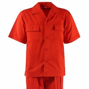 Uniform Shirts Work Suits Uniform Coveralls Workwear Clothing