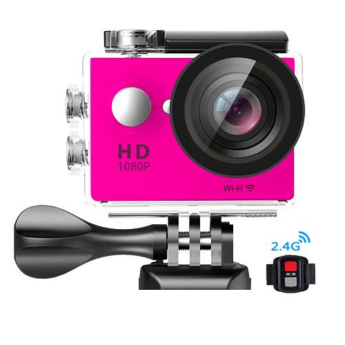 """Date Pas Cher 4 k Caméra D'action WIFI Sport Cam W9s 2.0 """"HD Étanche Casque D'action Caméra Voiture DVR"""