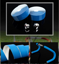 Manufacturer customized cheap price colourful racing bicycle handle bar tape