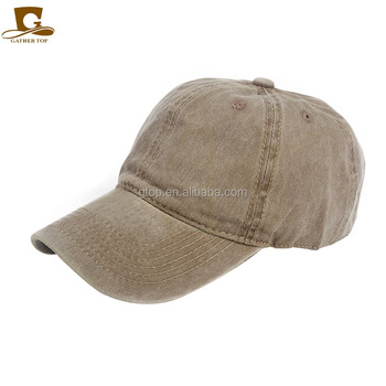 d319284b Custom Unisex Washed Dyed Cotton Twill Low Profile Adjustable Baseball Dad  Ball Hat Cap BQM-