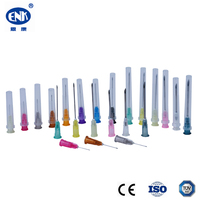 Very Cheap Disposable Medical Needle, Needle Sizes for Injections