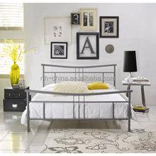 Full Metal Platform Bed Frame