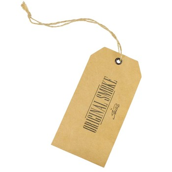 Apparel Labels And Tags Kraft Paper Hang Tags - Buy Apparel Labels ...
