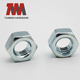 zhongshan fastener Good Quality carbon steel bolt screw and finished hex round nuts