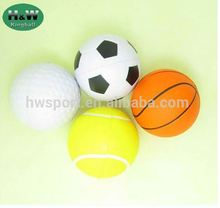 Promotionnel En Mousse Pu <span class=keywords><strong>Basket-Ball</strong></span>/Football/Rugby/Tennis Balles Anti-Stress