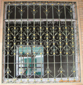 Gyd 15wg024 Hot Sell Design Wrought Iron Window Box Buy Wrought