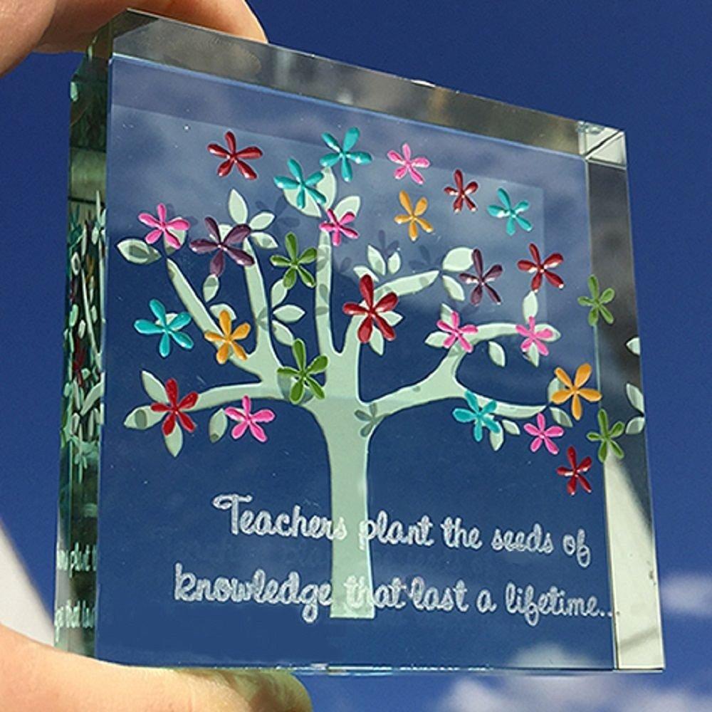 Spaceform Paperweight Tree Teachers Gift Ideas For Birthdays