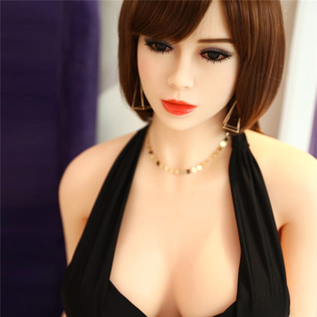 Online shopping 165cm Real Silicone Dolls Robot Japanese Anime Adult Love Doll Realistic Toys For Men Small Breast Doll