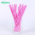 Super September Stocked Colorful drinking paper bamboo straw