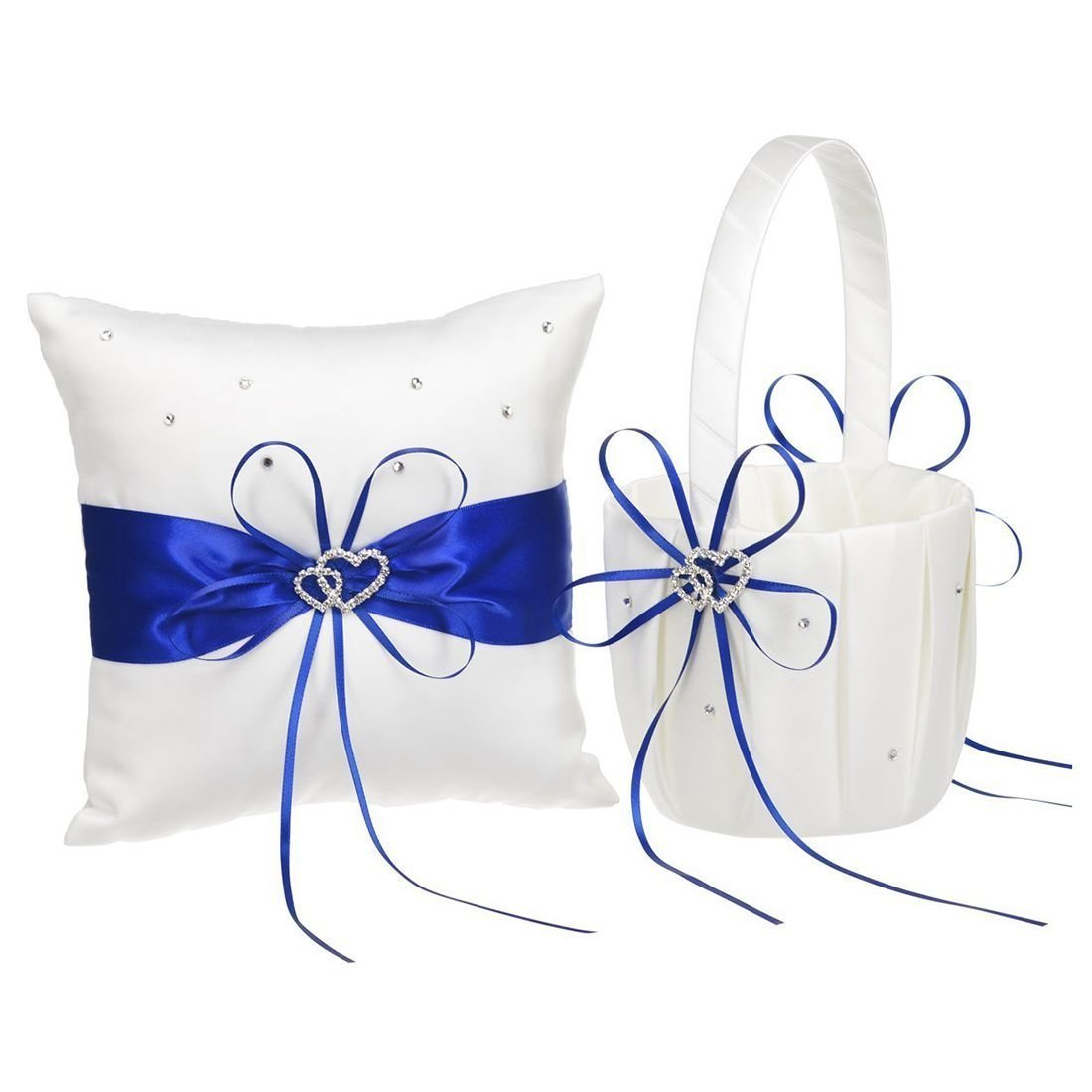 Cheap Ivory And Royal Blue Flower Girl Dress Find Ivory And Royal