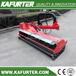 agricultural BCR tractor side discharge bush cutter