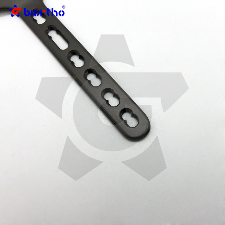 Distal Radius  Locking Bone  Plate  Orthopedic trauma  Instruments