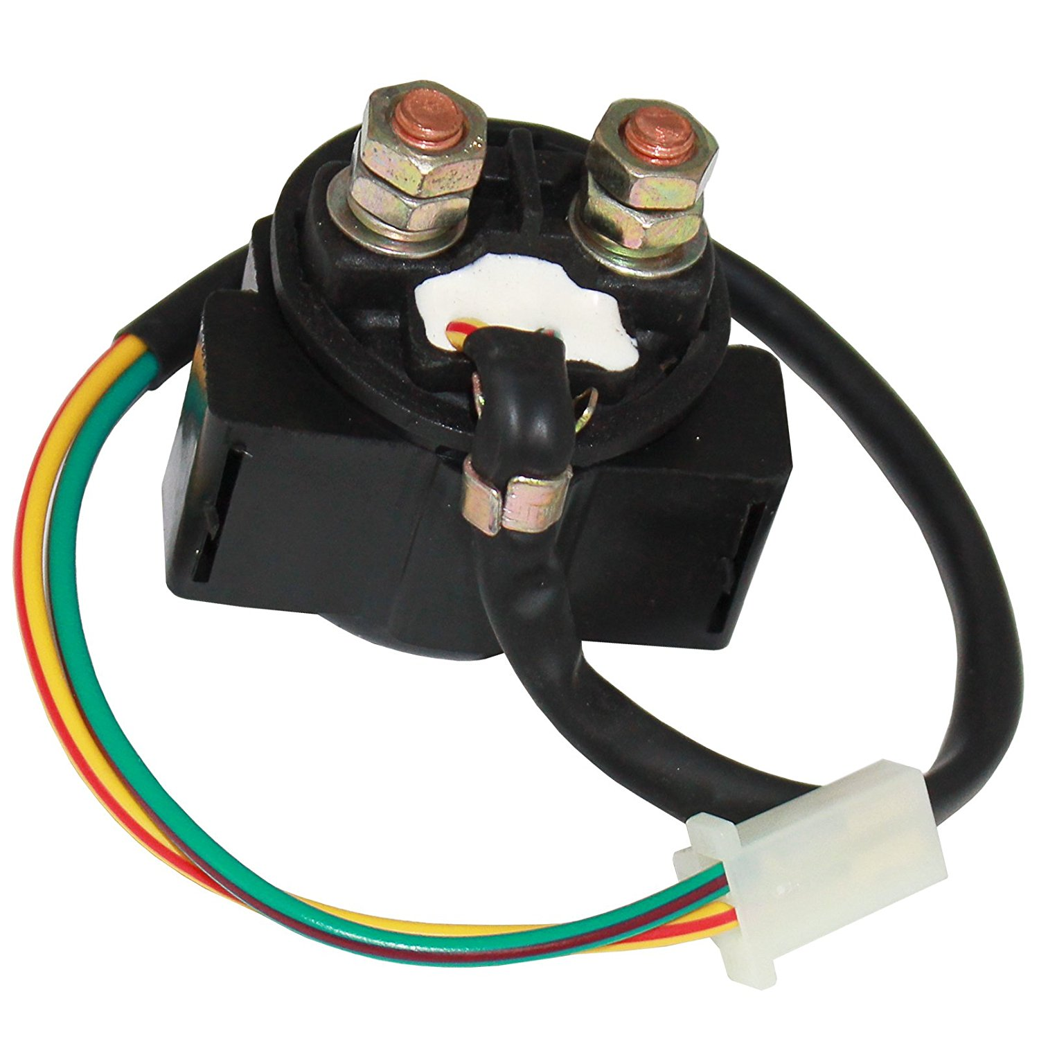CALTRIC STARTER SOLENOID RELAY FOR HYOSUNG GT125 GT250 GT650 GT125R GT250R GT650R