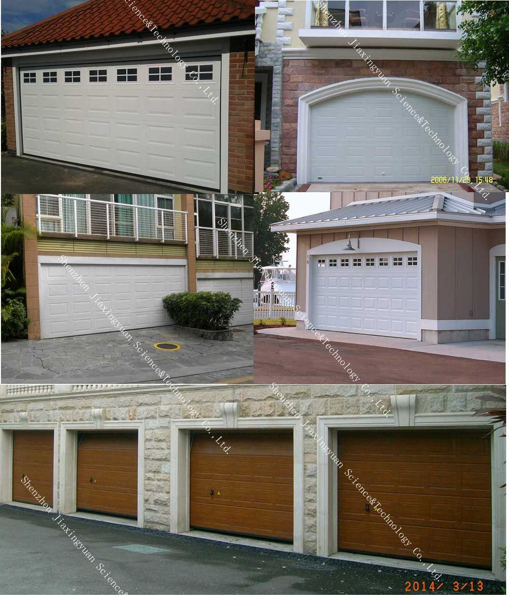 Garage door window inserts - Safely Steel Automatic Garage Door Window Inserts