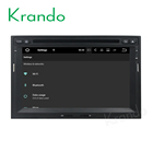Krando 안드로이드 7.1 car radio navigation 대 한 peugeot 3008 5008 2008-2012 대 한 Citroen Berlingo 2010-2017 차 dvd gps KD-PG708