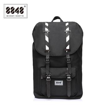 c438da4f01fbc0 Stile caldo di Alta Qualità Nero Sottile di Sport Viaggi Hike Viaggio  D'affari Zaino