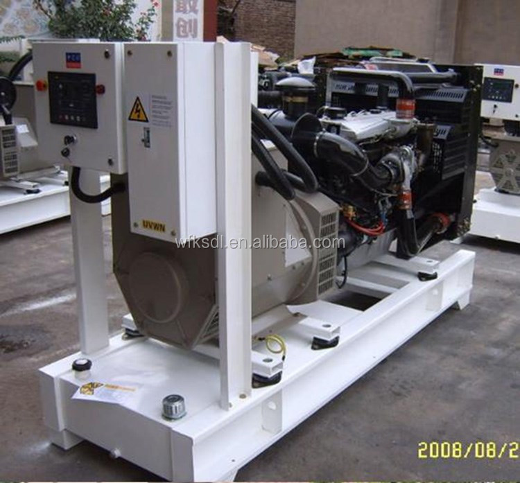 China brand 10.8kw 13.5kva 15hp water cooled small diesel generator