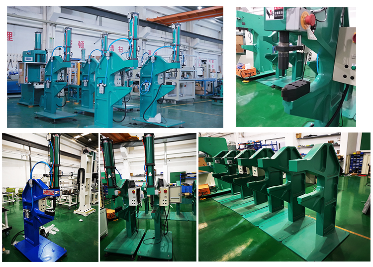 Universal Series CEC08-01 Machinery for Electric Bridge Clinching