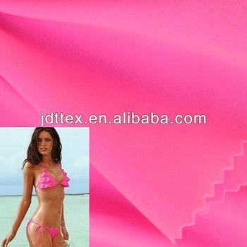 4b0099bbf Bright spandex and pink & red nylon neon color fabric for swimwear,  underwear, sportswear