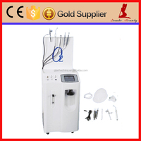High quality hyperbaric oxygen water facial peel therapy machine