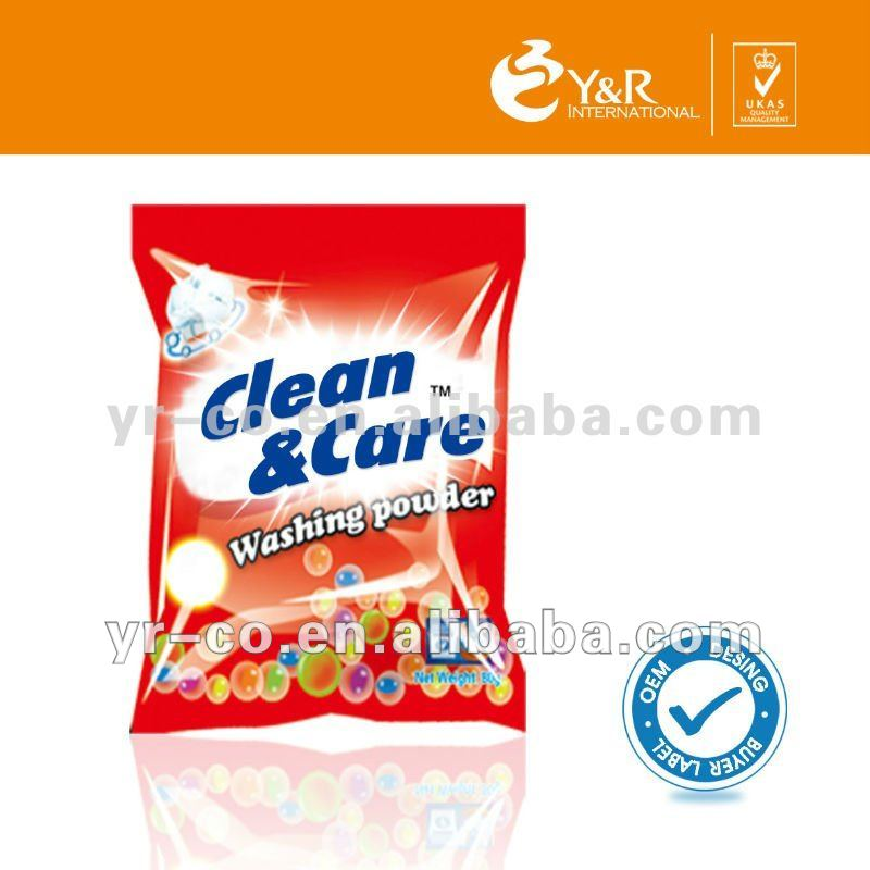 Wholesale Raw Material Laundry Detergent Powder