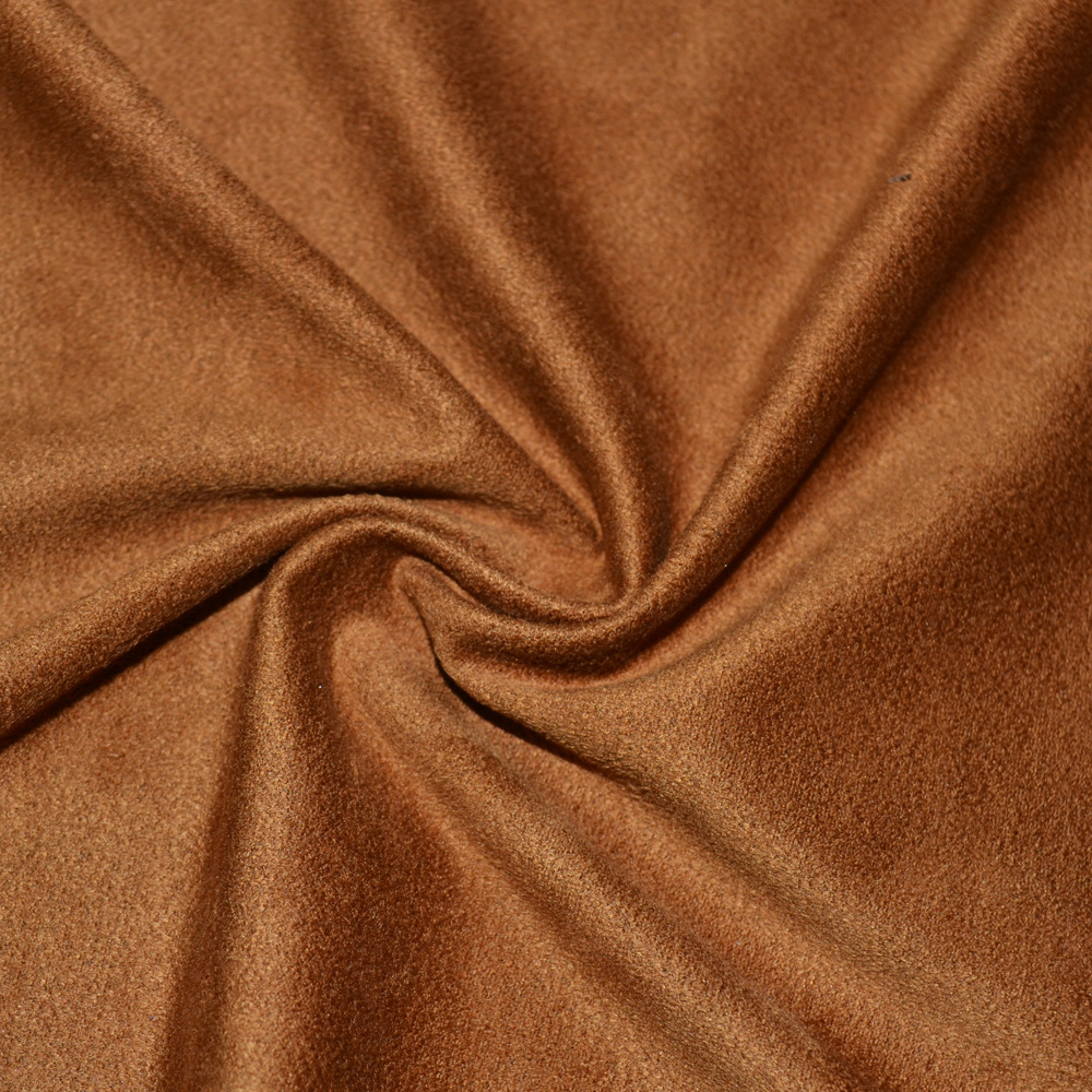 free sample knitted tricot suede fabric for sofa fabric price per meter