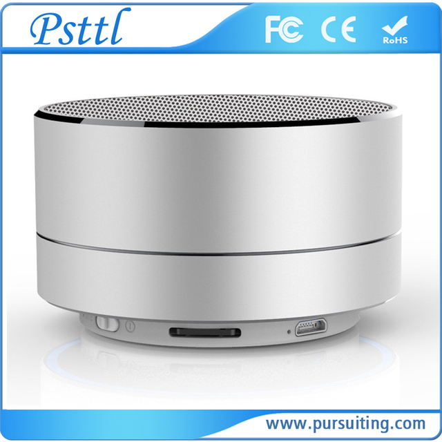 a310dda4514 PSTTL Bluetooth Speaker Hands-free Calls Music Player Built-in Microphone  for Laptop Mobile