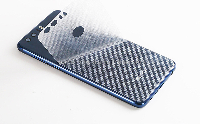 Vinyl Carbon fiber Back protective skin sticker film for Samsung Galaxy Note 9