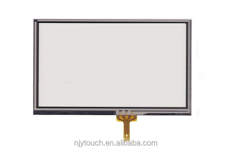 "114x68 mm 4.8"" MP4 MP5 Player GPS Navigator Resistive Touch Screen"