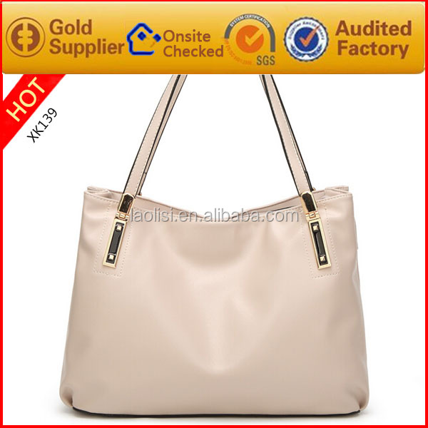Private label handbag manufacturer ladies bags ladies handbag simple
