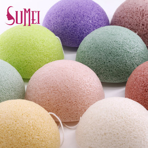 Natural without stimulation Baby bath sponge