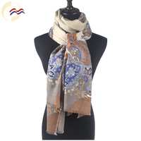 New Arrival women winter fashion fancy long scarf muffler