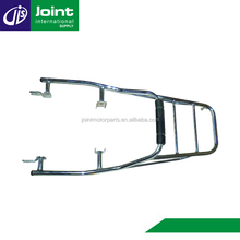 TBT Motorcycle Rear Carrier Motorcycle Luggage Rack Aluminum Luggage Carrier