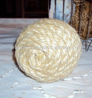 natural fiber Indian sisal rope