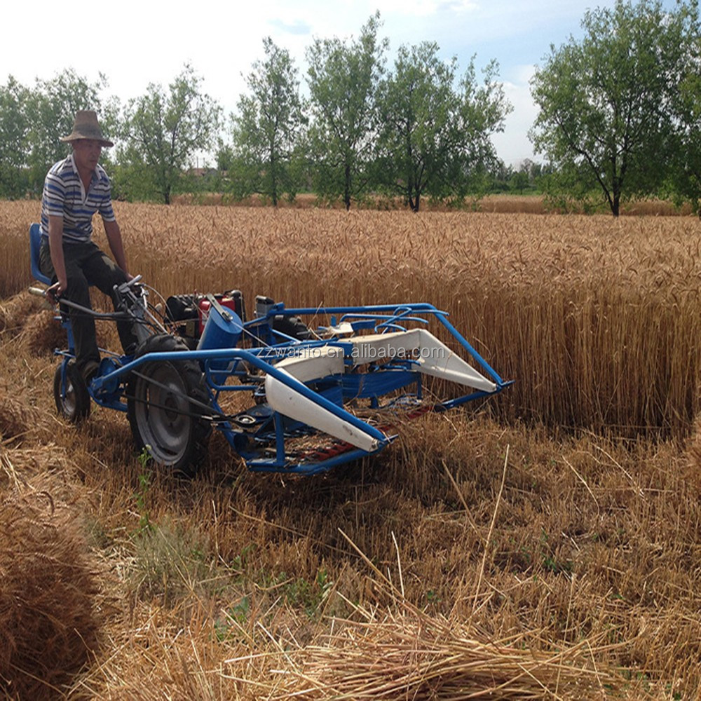 Agriculture Combine Harvester Reaper Binder Price In India