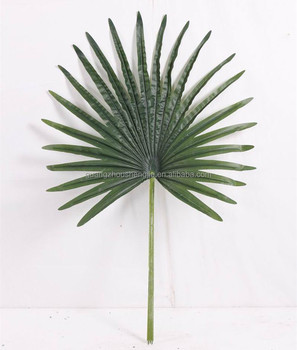 wholesale artificial fan palm tree leaf pe cloth fabric leaf buy artificial palm tree leaf. Black Bedroom Furniture Sets. Home Design Ideas