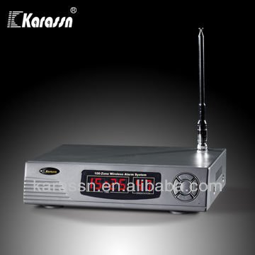 Long Distance Security System Receiver Alarms
