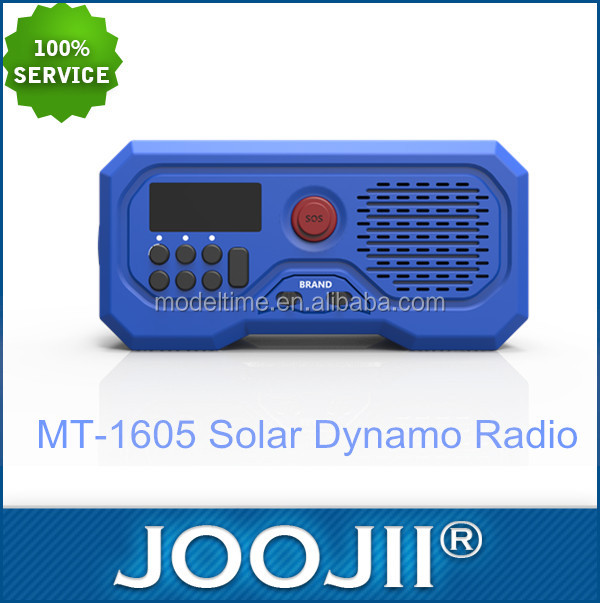 NEW product portable solar emergency radio