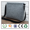 2017 Alibaba New Design Felt Laptop Shoulder Bag
