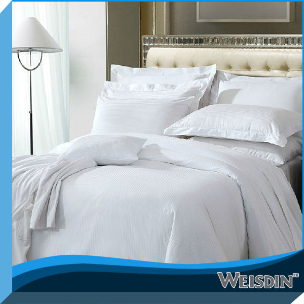 Professional cheap hotel supplies proveedor China 4pcs egypt cotton bed clothing