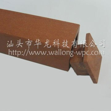 WPC railing stair parts